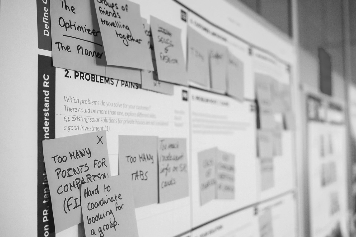 Product management techniques for a higher education national infrastructure project